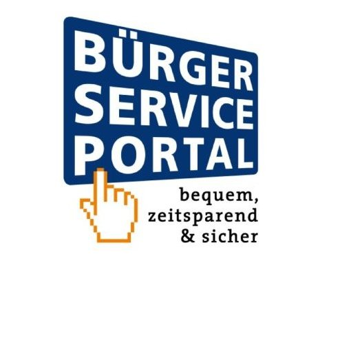 Bürger-Service-Portal Icon